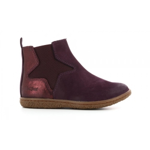 Kickers VERMILLON violetto scuro