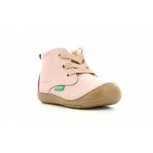 Kickers SONICE PINK LIGHT