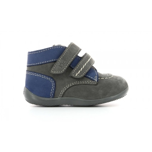 Kickers BONKRO GREY BLUE