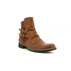 Kickers SMATCH marrone chiaro