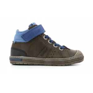 Kickers IGUANE marrone scuro