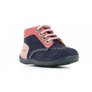 Kickers BONBON NAVY PINK PINK LIGHT