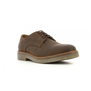 Kickers OXFORK MARRON HOMME