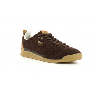 Kickers KICK 18 MARRON FONCE