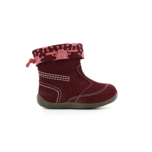 Kickers BELLO borgogna PRINT SPIRIT