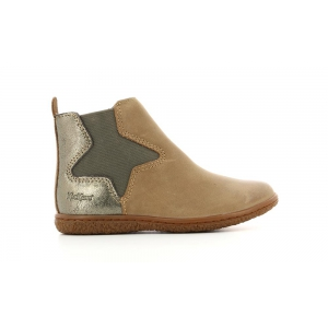 Kickers VERMILLON MARRON