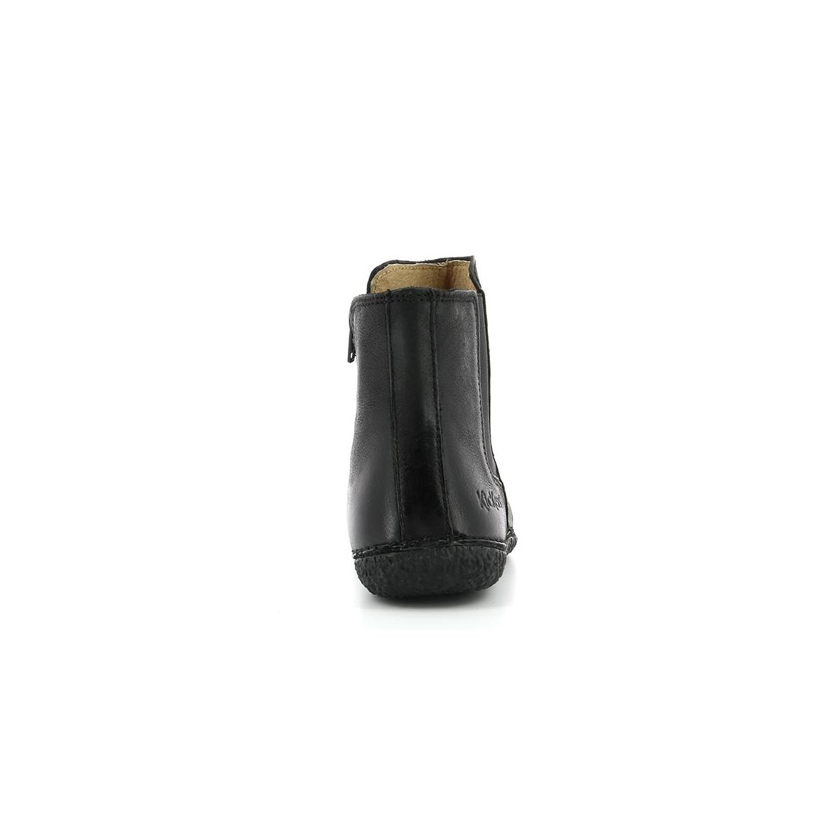 Noir Femme Kickers Chaussures Chaussures Happli Femme Kickers Noir Happli g5RwqWdng