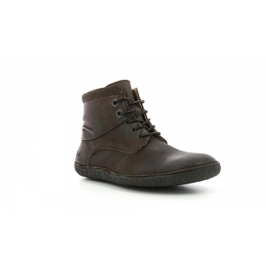 Kickers HOBYLOW DARK BROWN