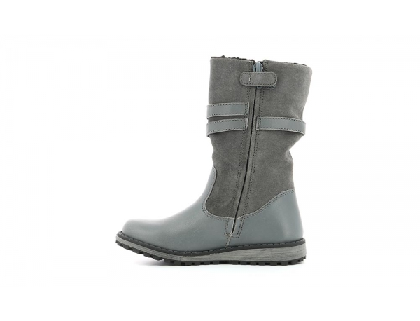 WINTERBOOT IMPERMEABLE GRIS FONCE
