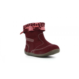 Kickers BELLO BORDEAUX PRINT SPIRIT
