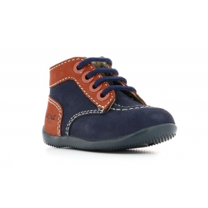 Kickers BONZIP MARINE ORANGE