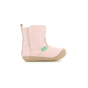 Kickers SOCOOL PINK LIGHT CHO