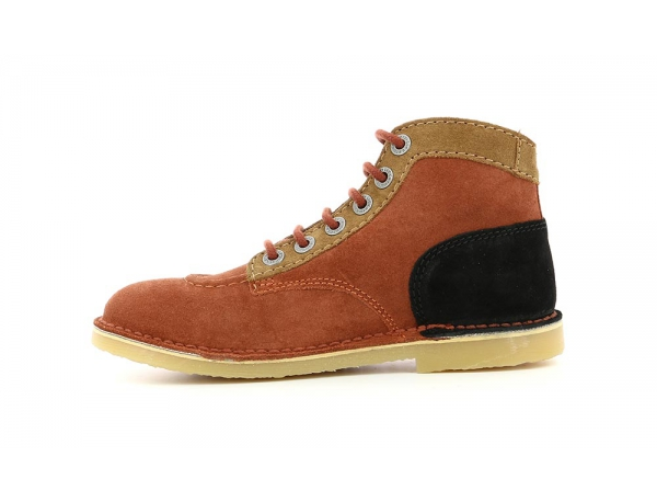 ORILEGEND ORANGE DARK BROWN BLACK