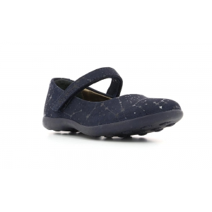 Kickers AMBELLIE NAVY FOIL ASTRO