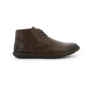 Kickers SWIBO MARRON FONCE