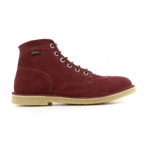 Kickers ORILEGEND BURGUNDY