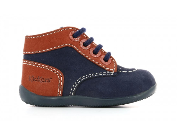 BONZIP NAVY ORANGE