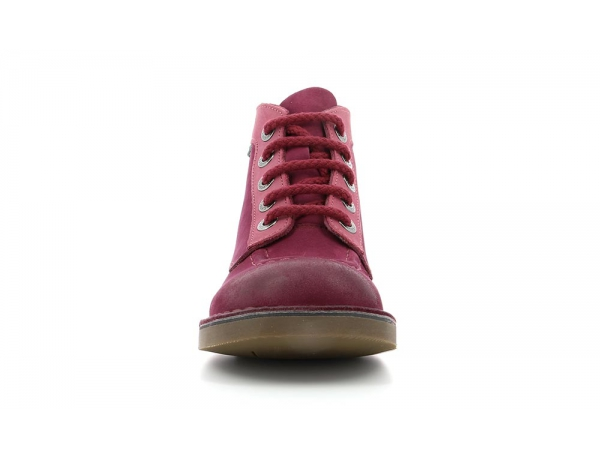 KICK COL BORDEAUX ROSE