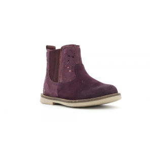 Kickers MOON BORDEAUX