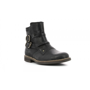 Kickers SMATCHY nero