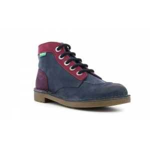 Kickers KICK COL BLU SCURO FUSCHIDA