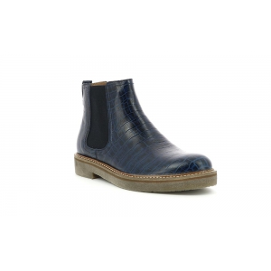 Kickers OXFORDCHIC blu scuro