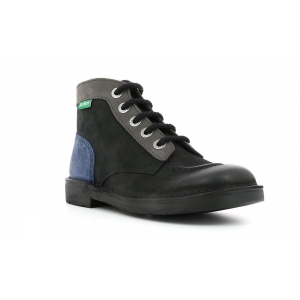 Kickers KICK COL nero blu