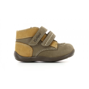 Kickers BONKRO GREY CAMEL
