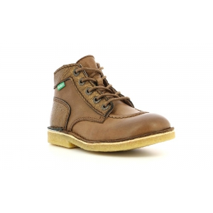 Kickers KICK LEGEND BROWN METAL