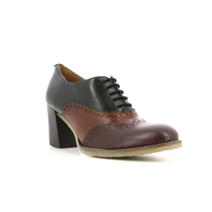 Kickers MAYLIE BORDEAUX MARRON NOIR