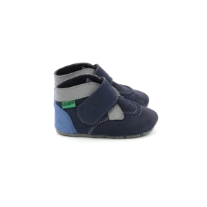Kickers KICKCHOBON NAVY GREY