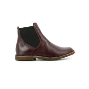 Kickers TINTO BORDEAUX