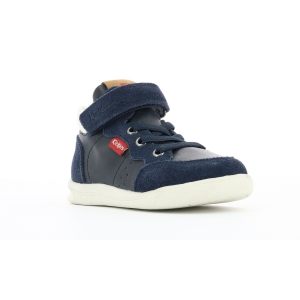 Kickers CHICAGO BB MID AZUL