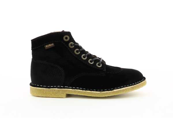 KICK LEGEND BLACK VELVET