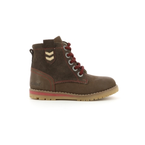Kickers MUSK DARK BROWN