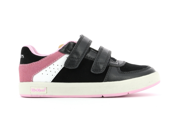 GREADY LOW CDT NEGRO ROSA
