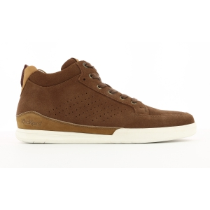 Kickers TAMPA MID marrone cammello