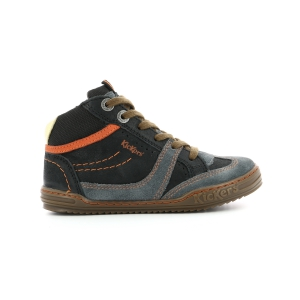 Kickers JIROMA GREY BLACK