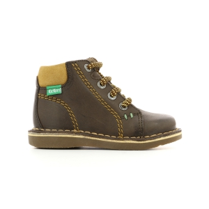 Kickers WAZZOU DARK BROWN