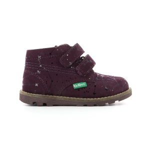 Kickers NONOMATIC BORDEAUX