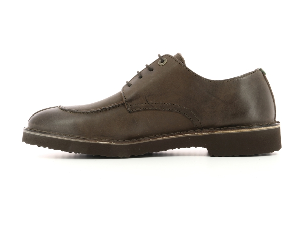 TRAINER DARK BROWN