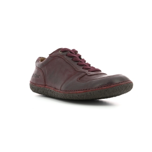 Kickers HOME BURGUNDY
