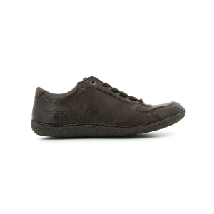 Kickers HOME MARRON OSCURO
