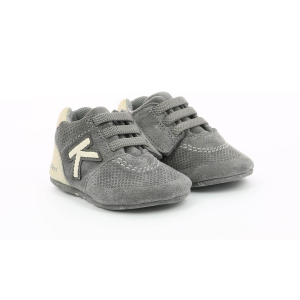 Kickers KICKCHOU GREY LIGHT WHITE