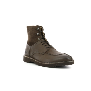 Kickers TRANSIT DARK BROWN