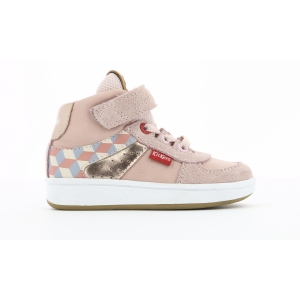 Kickers BILBON BB MID ROSE