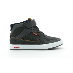 Kickers GREADY MID CDT GRIS