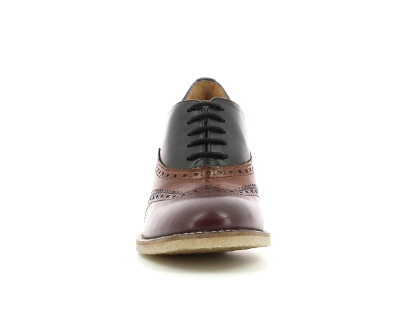 MAYLIE BORDEAUX MARRON NOIR