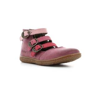 Kickers VEGBECKY BORDEAUX MULTI