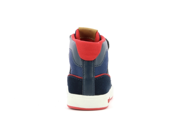 GREADY MID CDT NAVY RED